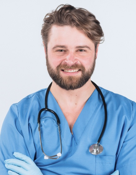 Dr. Ethan Red