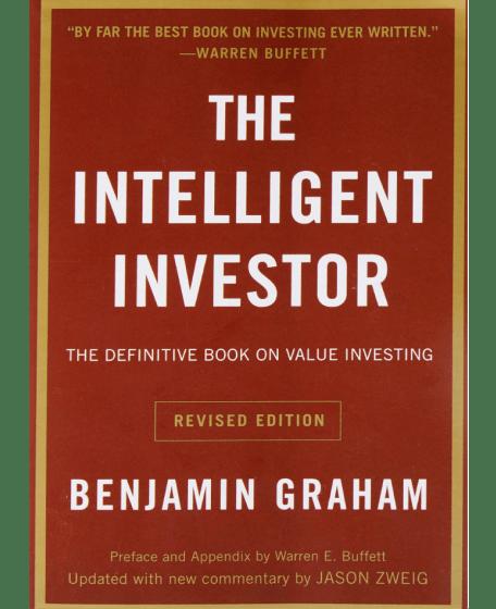 The Intelligent Investor – Paper Book