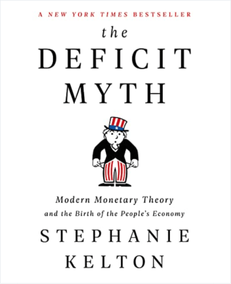 The Deficit Myth – Paper Book