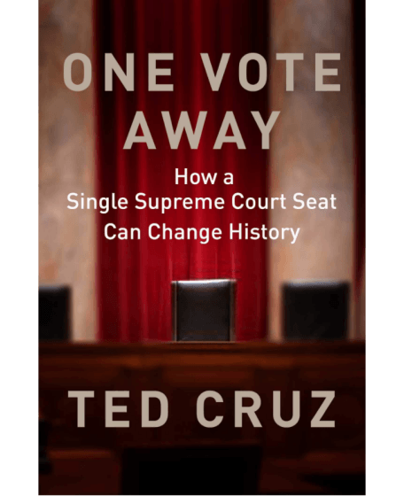 One Vote Away – Paper Book