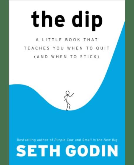 The Dip: A Little Book That Teaches  – Paper Book