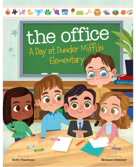 The Office A Day at Dunder Mifflin  – Paper Book