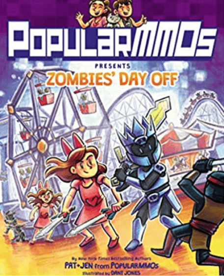Zombies' Day – Paper Book