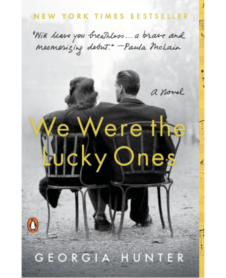 We Were the Lucky Ones – Paper Book