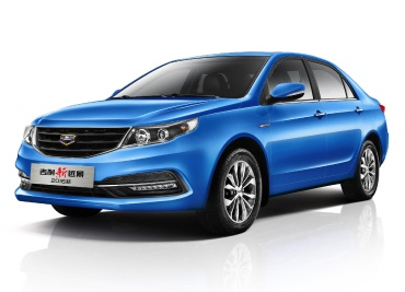 Geely Vision GC7