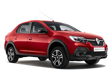 Renault Logan Stepway City