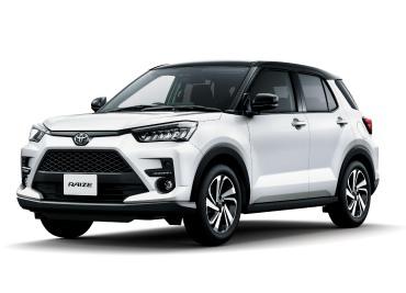 Toyota Raize Z